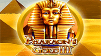 Игровые автоматы Игровой автомат Pharaoh's Gold 3 — играть бесплатно