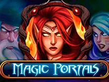 Игровые автоматы Игровой автомат Magic Portals с захватывающим сюжетом играть на деньги онлайн