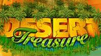Игровые автоматы Desert Treasure: игровой автомат о затерянных сокровищах