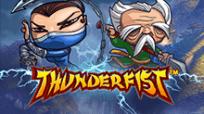 Игровые автоматы Новый игровой автомат Thunderfist в онлайн-казино на деньги
