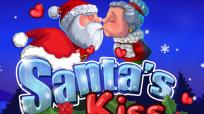 Игровые автоматы Виртуальный игровой аппарат Santa's Kiss от компании Booming Games